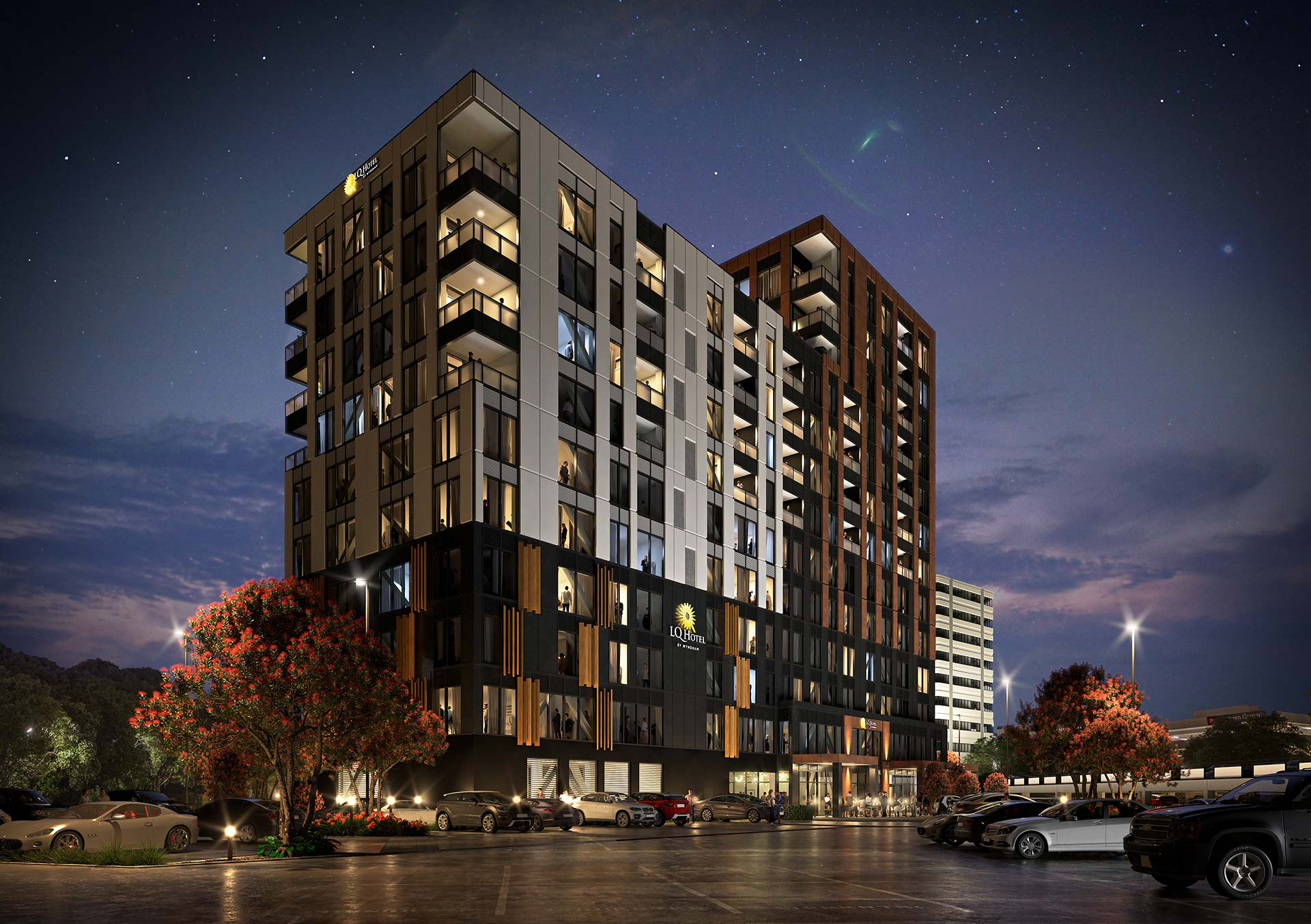 The Residences at Central Park